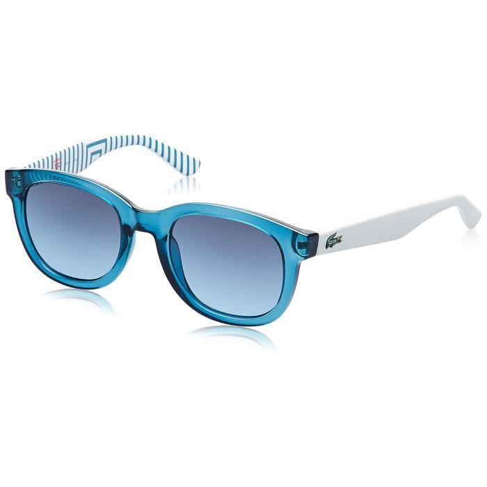 88ffa0b1b7b630 S rectangulaires bleu 49 424 gradient 49 Couleur BISOG 670 de Lacoste  Lunettes soleil q1tq84 ...