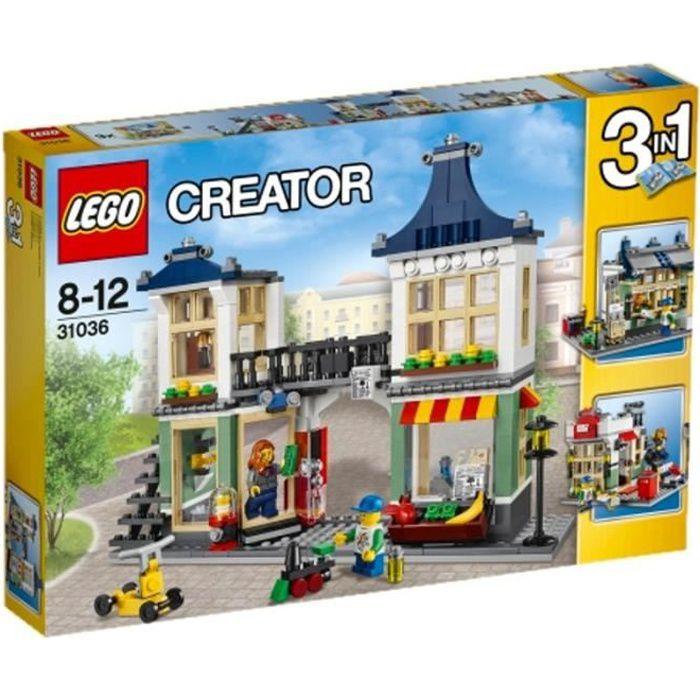Lego® Et 31036 Creator De Epicerie Magasin Jouets QBeEdxorCW