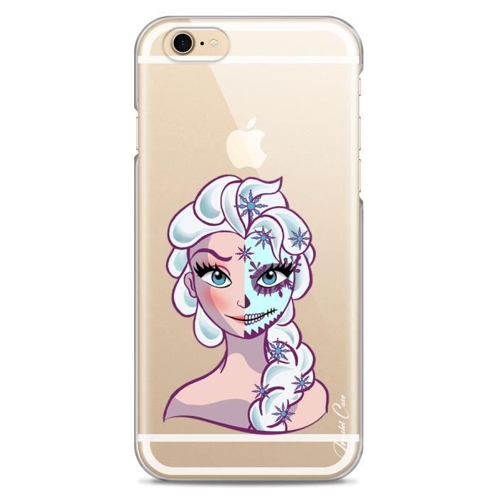 coque transparente motif iphone 6