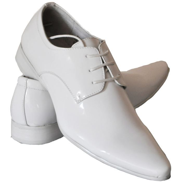 Chaussure homme blanche Homme.