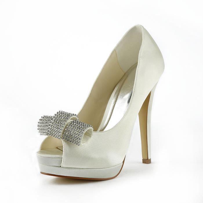 Jia Jia Wedding 37048 chaussures de mariée mariage Escarpins pour femme i62C48
