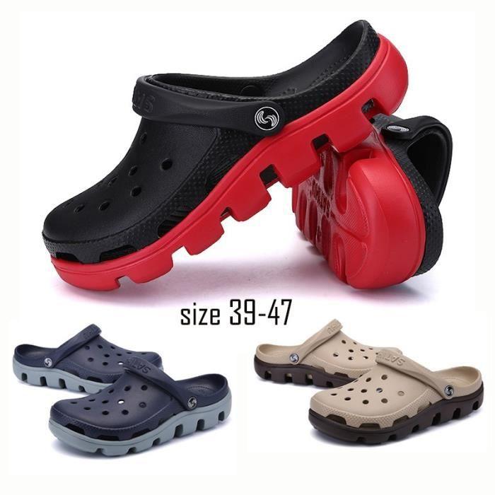 Étudiants Chaussures Sandale Casual Cool Chaussures loafer imperméable pour homme