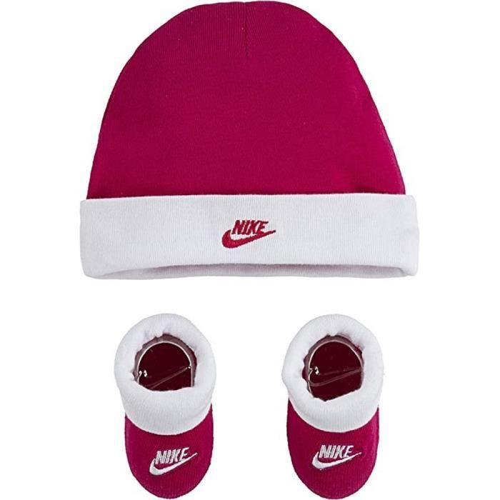 Ensemble de vêtements Ensemble vêtement Nike Air Max Bébé Fille Bonnet e