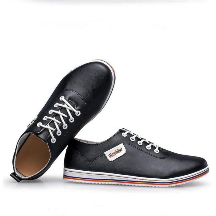 Sneaker hommes 2017 ete Cuir Nouvelle arrivee Chaussures Marque De Luxe Moccasins homme Qualité Supérieure Confortable ylx275 sDddYKHiH