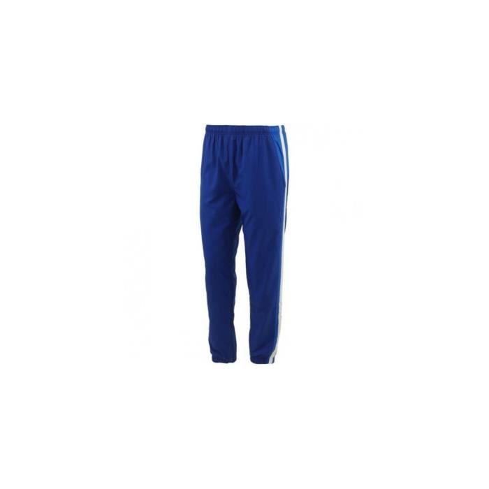 fc1b6eb3d24 Pantalon de survêtement Lacoste - Ref. XH7837-002RT Bleu - Achat ...