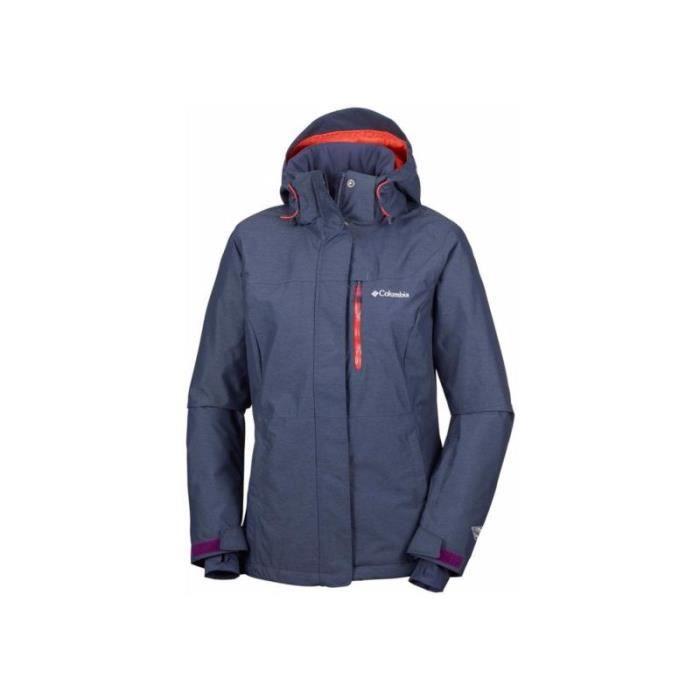 De Action Oh Ski nocturnal Alpine Veste Jacket Femme Columbia 6gqznwwxf