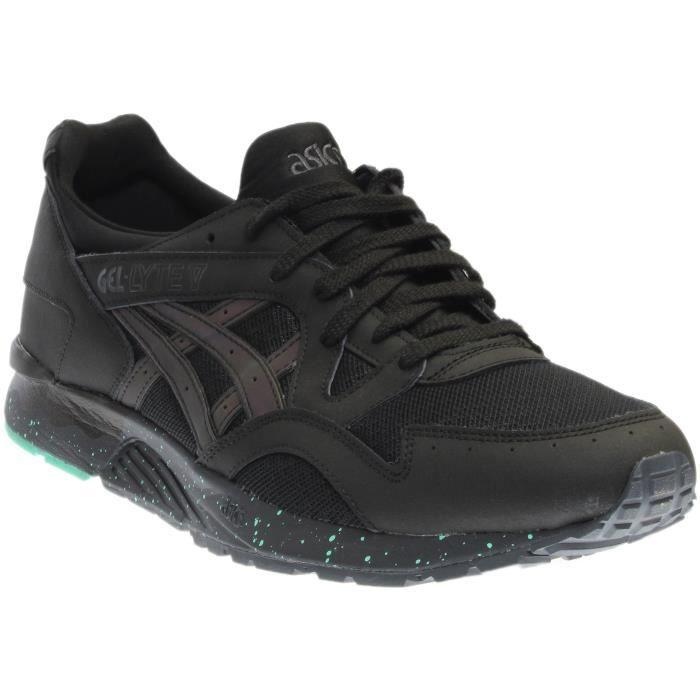Asics Gel-Lyte Iii Sneaker Fashion DPA85 Taille-46 Noir Noir - Achat / Vente basket  - Soldes* dès le 27 juin ! Cdiscount