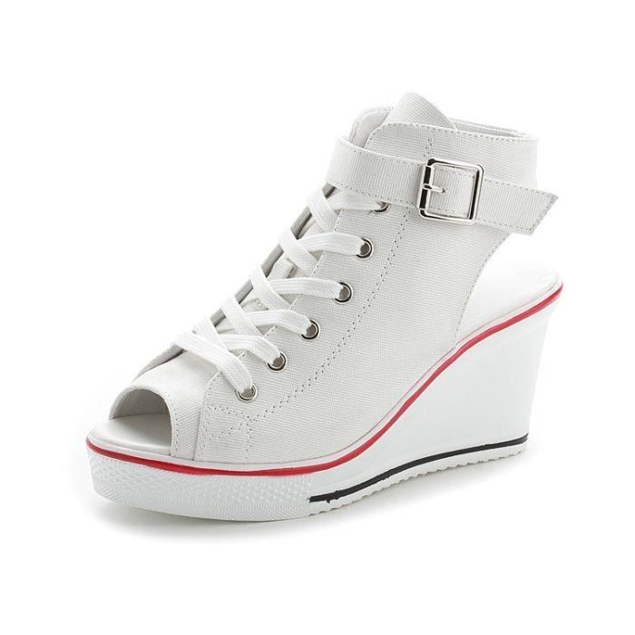 femmes de taille chaussures Sandales Talons hauts grande taille Chaussures