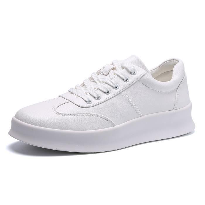 Chaussure Homme Cuir Automne et Hiver Classique Chaussures de ville BBZH-XZ186Noir