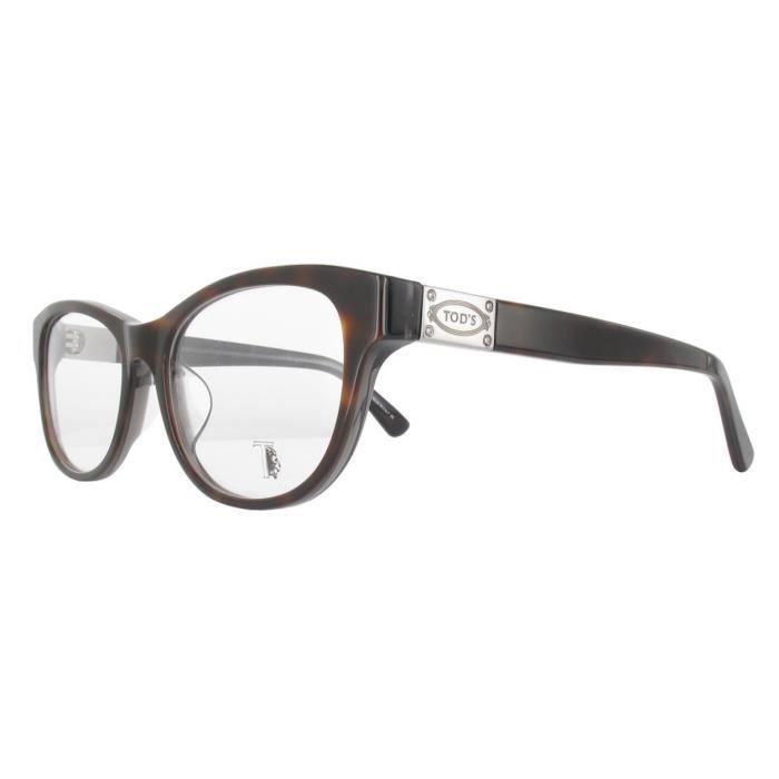 TODS Lunettes de vue TO4121-056-56 havana - Achat   Vente lunettes ... b41ed5399865
