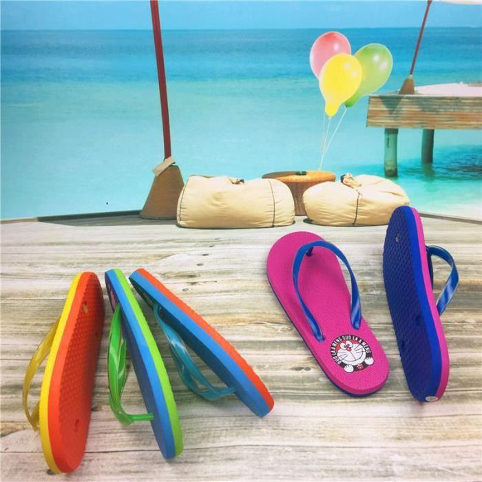 Femme Tongues Marque De Luxe Qualité Supérieure Plus Taille Super Durable Pour plage Confortable Classique