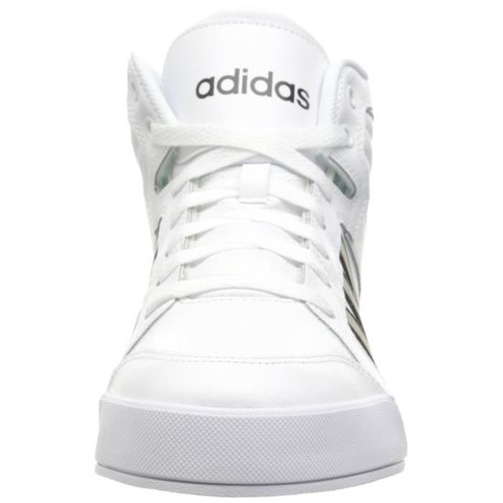 hot sale online a4ca2 41bf8 Adidas Neo Raleigh Mid W Casual Sneaker CB1XV Taille-41 Noir Noir - Achat   Vente basket - Cdiscount