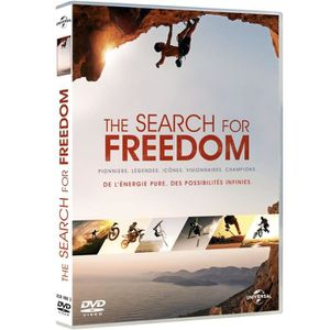 DVD DOCUMENTAIRE DVD The search for freedom