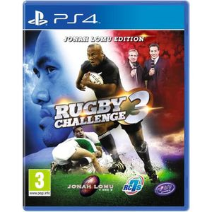JEU PS4 Rugby Challenge 3 Jeu PS4