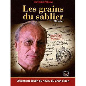 LIVRE HISTOIRE MONDE Les grains du sablier