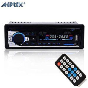 INSTALLATION AUTORADIO AGPtek Autoradio Récepteur Audio Bluetooth et Stér