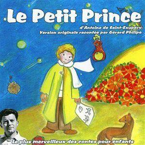 CD COMPTINES - ENFANTS Le Petit Prince