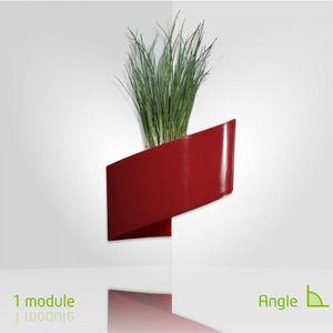JARDINIÈRE - POT FLEUR  Modul'Green - Pot pour plantes mural Design - Inté