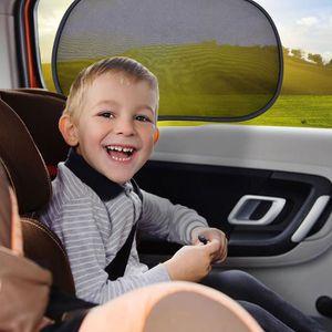PARE-SOLEIL OPTIQUE LOT DE 2 pare-soleil de voiture pour Enfant Protec 62ddbc29d4b1