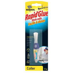 JOINT - COLLE BARDAHL Rapid Glue - Stylo  - Prise rapide 3 secon