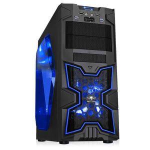 UNITÉ CENTRALE  Ordinateur Pc Gamer X-Fighters Mana AMD A6 9500 -