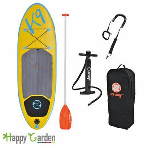 STAND UP PADDLE Pack stand up paddle gonflable K9 avec pompe haute