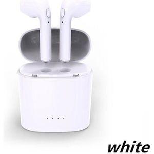 CASQUE - ÉCOUTEURS Écouteurs Sans fil Bluetooth Stéréo pour IPhone In