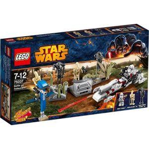 ASSEMBLAGE CONSTRUCTION LEGO® Star Wars 75037 La Bataille de Saleucami™