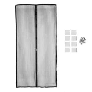rideaux moustiquaire porte achat vente pas cher. Black Bedroom Furniture Sets. Home Design Ideas
