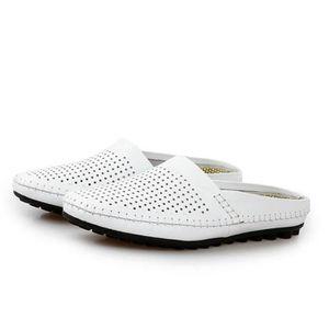 chaussures homme 2017 ete En Cuir Haut qualité Luxe Pour plage Moccasins Poids Léger Antidérapant Grande Taille 38-44 WtNaTZeu