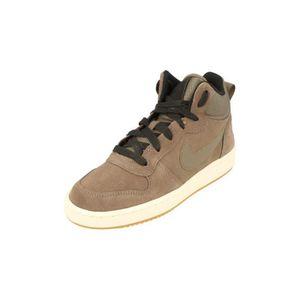 BASKET Nike Court Borough Mid PRM GS Hi Top Trainers 8477