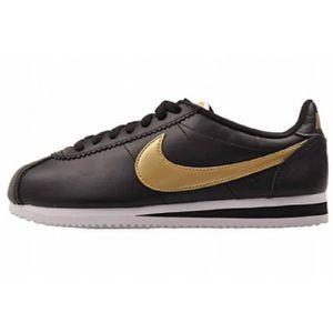 BOTTE Nike baskets classiques classiques en cuir en cuir