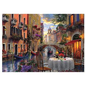 PUZZLE Puzzle 6000 pièces Venise Romantique