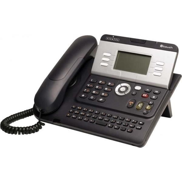 ATLINKS ALCATEL CONFERENCE 1800 CE 4 MICROPHNS DETACHABLES DECT BLK IN