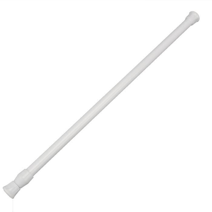 Tringle A Rideau De Douche Extensible Pole Retractable De Vetement