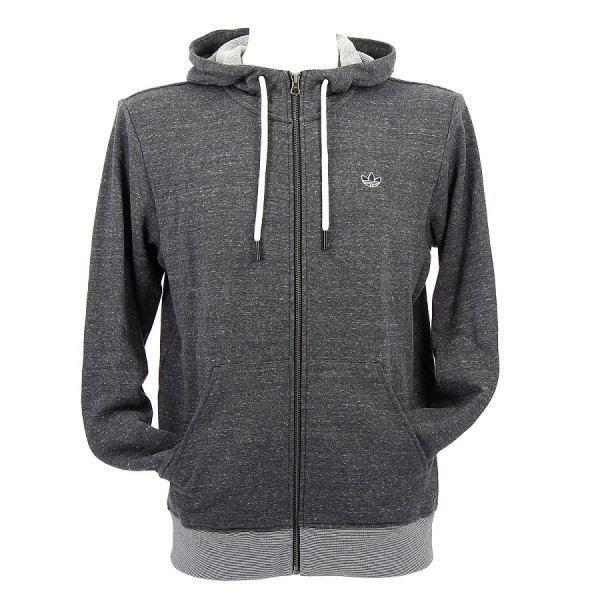 Sweat Adidas Originals Premium Basic Hoodie Gris - Achat   Vente ... 6ba5081bbf70