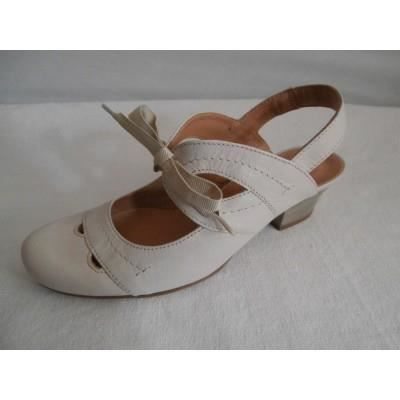 Beige Chaussures Karston Ivoire Jibona Achat Vente tshQrd