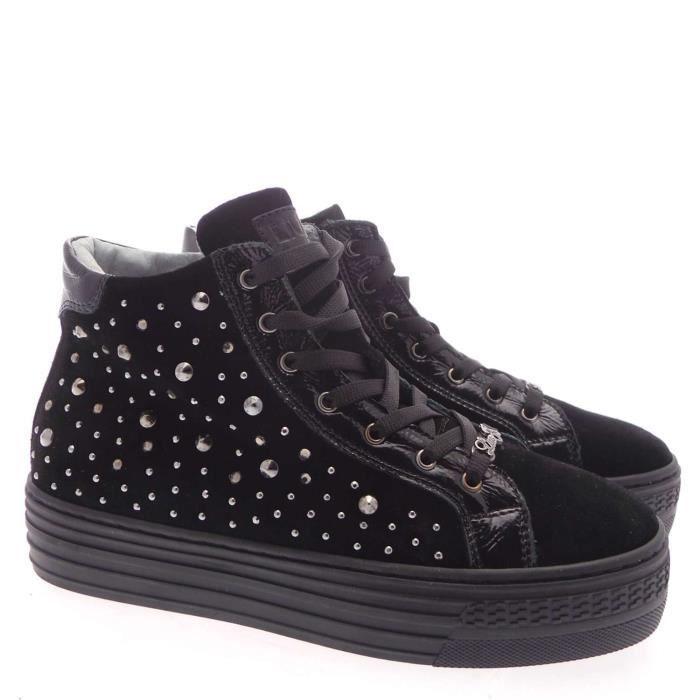 Liu Jo Girl Sneakers Femme Black