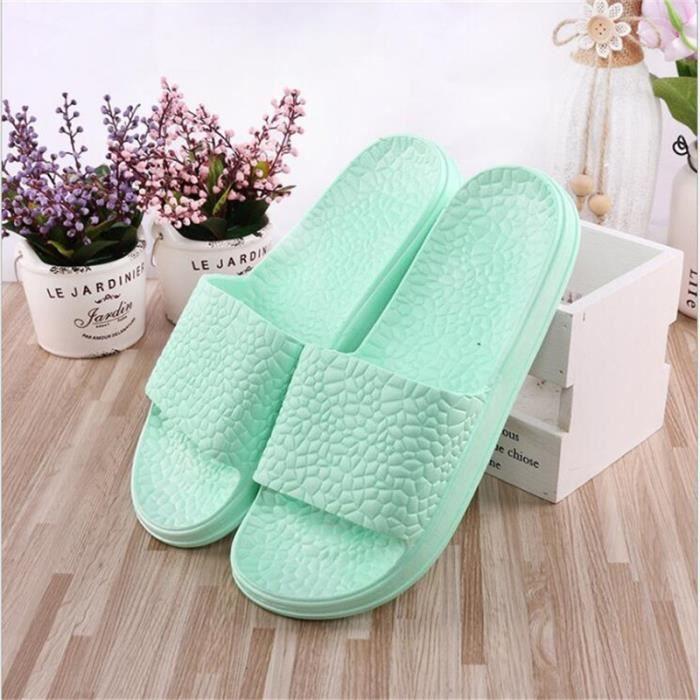 Femmes Sandales Marque De Luxe Durable Antidérapant Sandale Qualité Supérieure Supérieure Femme Sandale Grande Taille 36-41