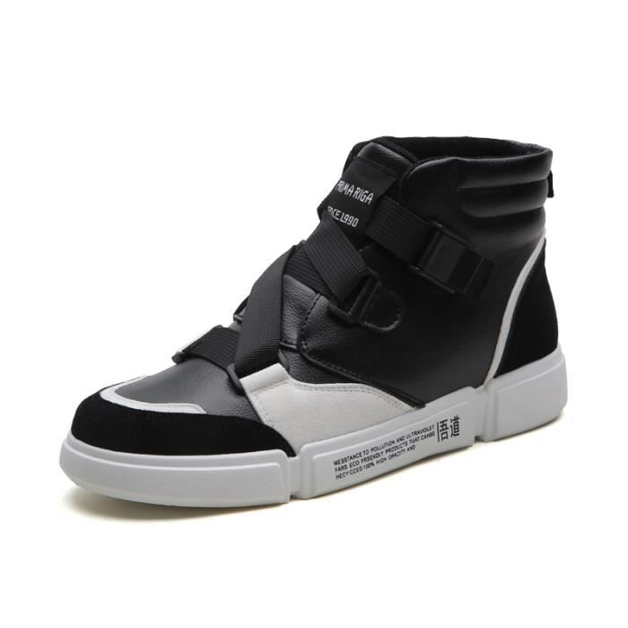 Mode Chaussures Homme Skate Basket Shoes Chaussure montantes Homme WED2beHI9Y