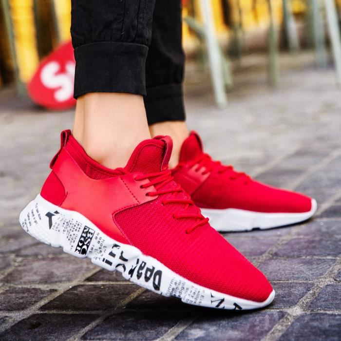 Homme Chaussures Femme Chaussures Loisirs Chaussures de sport Mode Chaussures de couple sv159iSv