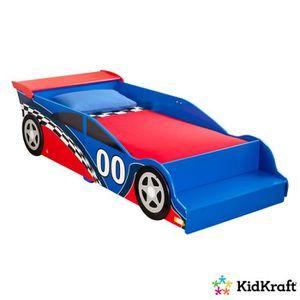 KIDKRAFT Lit voiture de course enfant