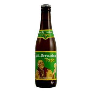 BIÈRE Bière Saint Bernardus Triple (8° - 33cl.)