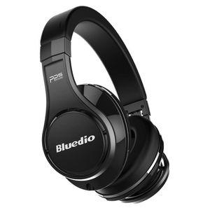 CASQUE - ÉCOUTEURS Bluedio U  Casque Bluetooth haut de gamme Révoluti