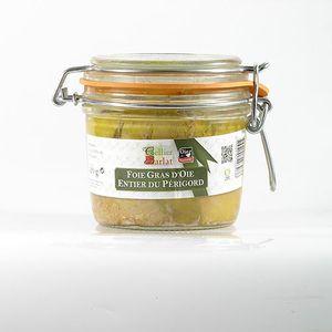 FOIE GRAS Foie gras d'Oie Entier Origine Périgord 320g