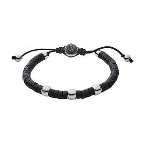BRACELET - GOURMETTE Bracelet DIESEL en Agate Noire - DX1121040