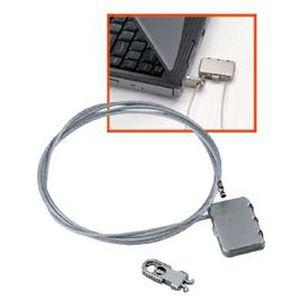 SYSTÈME ANTIVOL  Câble de sécurité Ordinateur Portable combinaison