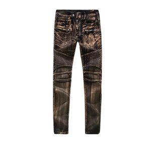 JEANS Jeans Homme Pantalon Benim Soirée Slim Fit Individ 2086bd001d9a