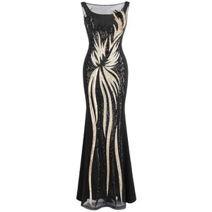 15e697281d9 ROBE DE MARIÉE Angel-fashions Femme Broderie pure Robe de soirée