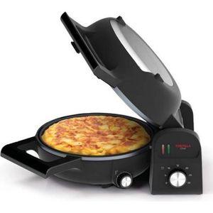 FOUR À PIZZA PRINCESS 118000 Four à pizza Tortilla Chef - Noir